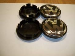 """Колпачки диска ЦО (заглушка диска) центрального отверстия Volkswagen. Диаметр 17"""", 4 шт."""
