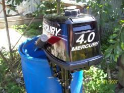 Mercury. 4,00л.с., 2х тактный, нога S (381 мм), Год: 2009 год