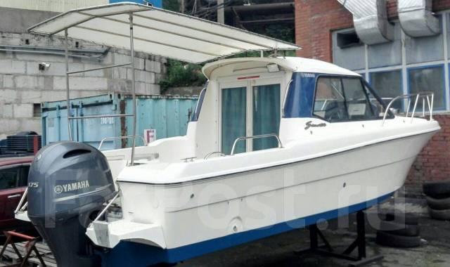 Yamaha FC-24. Год: 2009 год, длина 7,70м., двигатель подвесной, 175,00л.с., бензин
