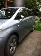 Toyota Wish. автомат, передний, 1.8 (137 л.с.), бензин, 140 тыс. км