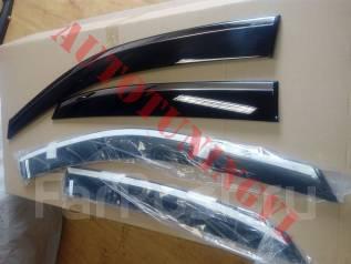 Ветровик на дверь. Lexus RX350, GYL16, GGL15W, GGL16W, GGL10W, GGL15, GYL15, GGL16, AGL10, GGL10, GYL10