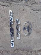 Эмблема багажника. Toyota Caldina, ST215, AT211G, AT211, ST210G, ST215G, ST215W, ST210. Под заказ