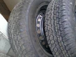 Bridgestone Dueler H/T D689. всесезонные, новый