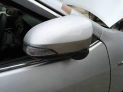 Зеркало заднего вида боковое. Toyota Camry, AVV50 Двигатель 2ARFXE