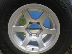 Toyota. 8.0x16, 6x139.70, ET0, ЦО 110,0мм.