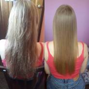 Ботокс для волос, нанопластика, кератиновое выпрямление Акция 2500 руб