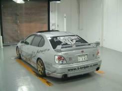 Накладка крышки багажника. Toyota Aristo, JZS161
