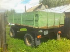 2ПТС-4. Продам тракторный прицеп., 4 000 кг.