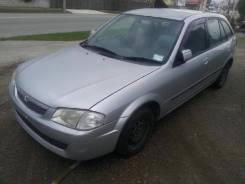 Mazda Familia. BJ5W, ZL