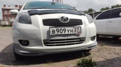 Обвес кузова аэродинамический. Toyota Vitz, KSP90, NCP91, NCP95, SCP90