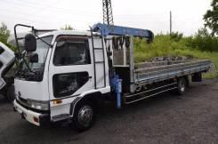 Nissan Diesel UD. Спецтехника, 6 999 куб. см., 5 000 кг., 11 м.