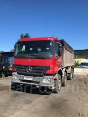 Mercedes-Benz Actros 4140K. Продам Mercedes Actros 4141, 12 000 куб. см., 41 000 кг.