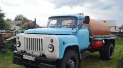 ГАЗ 53-12. Продается ассенизаторский автомобиль на базе , 3 000 куб. см., 4,00куб. м.