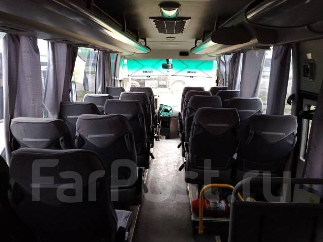 Higer. Автобус Хайгер 6840 (2007 г., в отличном состоян. ), 6 000 куб. см., 31 место