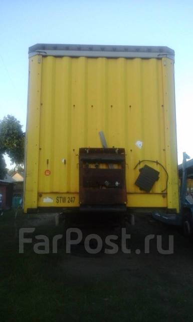 Krone SDP27. Продам полуприцеп, 41 000 кг.