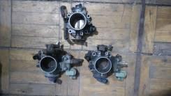 Заслонка дроссельная. Honda HR-V, GH4, GH1, GH2, GH3 Двигатели: D16W5, D16A, D16W1