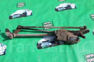 Мотор стеклоочистителя. Toyota Mark II Wagon Blit, GX110, GX110W, GX115, GX115W, JZX110, JZX110W, JZX115, JZX115W Toyota Verossa, GX110, GX115, JZX110...