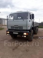Камаз 43118 Сайгак. Продается грузовик , 10 850 куб. см., 20 000 кг.