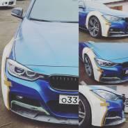 Расширитель крыла. BMW 3-Series, F30, F31. Под заказ