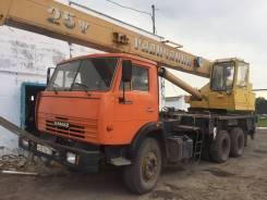 Галичанин КС-55713-1. Продаётся грузовой Автокран, 10 850 куб. см., 25 000 кг., 25 м.