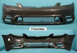 Бампер. Toyota Matrix, ZZE132, ZZE134 Toyota Corolla, ZZE132, ZZE134 Двигатель 1ZZFE