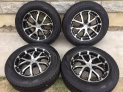 Комплект зимних колёс Pirelli 225/65R17 на литье Lehrmeister 5X114,3. 7.0x17 5x114.30 ET38 ЦО 73,1мм.