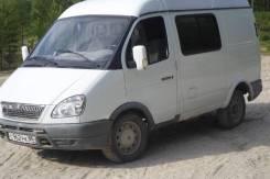 ГАЗ 2752. Газ Соболь2752 меняю на прицеп-дачу или кемпер, 2 400 куб. см., 7 мест