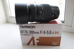 Фотообьектив Tamron AF70-300 F4-5.6 продам. Для Canon, диаметр фильтра 55 мм