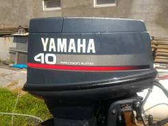 Yamaha. 40,00л.с., 2х тактный, бензин, нога L (508 мм), Год: 1996 год