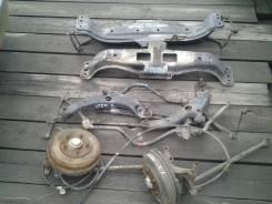 Тросик ручного тормоза. Mazda Premacy, CP8W