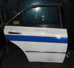 Дверь Toyota Crown GRS180 задняя правая