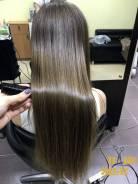 Кератиновое выпрямление волос! Ботокс! Самые приятные цены)