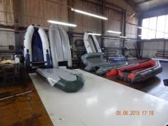 Ремонт и тюнинг ПВХ лодок