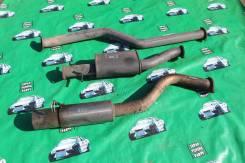 Выхлопная система. Toyota Verossa, JZX110 Toyota Mark II, JZX110 Двигатель 1JZGTE