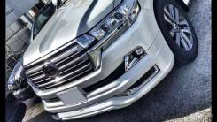 Обвес кузова аэродинамический. Toyota Land Cruiser, URJ200, VDJ200, UZJ200W, J200, GRJ200, UZJ200 Двигатели: 1VDFTV, 3URFE, 2UZFE, 1GRFE