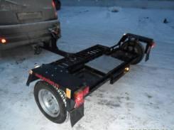 Аляска, 2017. Прицеп (подкат) эвакуатор, 1 500 кг.