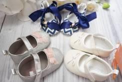 Пинетки-туфли. 16 – 17, 18, 19