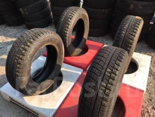 Bridgestone Blizzak Revo GZ. Зимние, 2011 год, износ: 10%, 4 шт