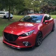 Губа. Mazda Axela, BM2FS, BM2AP, BM5AS, BM2AS, BM5AP, BM5FS, BMEFS, BMLFP, BMLFS, BM5FP, BM2FP Mazda Mazda3, BM