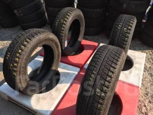 Bridgestone Blizzak Revo GZ. Зимние, 2010 год, износ: 10%, 4 шт