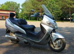 Suzuki Skywave 400. 400 куб. см., исправен, птс, с пробегом