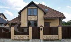 Красивый Забор в одном стиле с Вашим домом! Nichiha, KMEW.