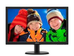 "Philips. 23"" (58 см), технология LCD (ЖК)"