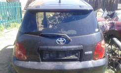 Дверь багажника. Toyota ist, NCP60 Двигатель 1NZFE
