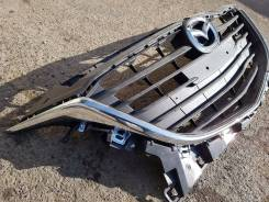 Решетка радиатора. Mazda Axela, BM5FP, BMLFP, BM2FP, BM5AP, BMEFS, BM2AP, BM5AS, BM2FS, BM5FS, BMLFS, BM2AS Mazda Mazda3, BM