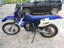 Yamaha WR 400. 400 куб. см., исправен, без птс, с пробегом