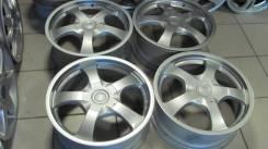 Bridgestone. 7.0x17, 5x100.00, 5x114.30, ET50, ЦО 73,1мм.
