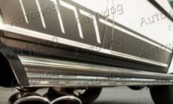 Наклейка. Mercedes-Benz G-Class, W463