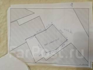 Продам земельный участок с. Прохладное. 722 кв.м., собственность, электричество, вода, от агентства недвижимости (посредник). Схема участка