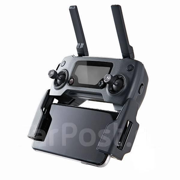 Пластиковый кейс к беспилотнику mavic pro крепеж смартфона samsung (самсунг) для бпла mavic